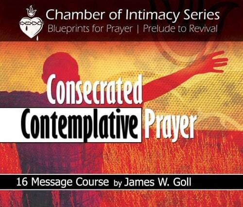 Consecrated Contemplative Prayer Class